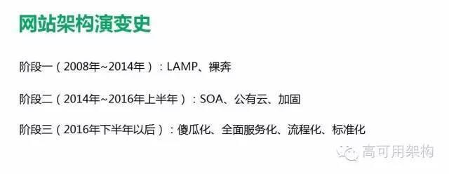 从LAMP到框架式开发的SOA:土巴兔8年架构之道